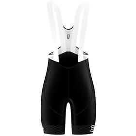 SQlab ONE12 Bib Shorts Men black/white